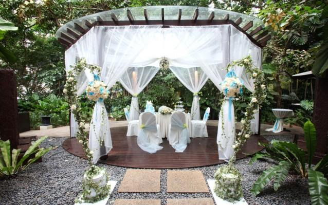 Park Wedding Decorations