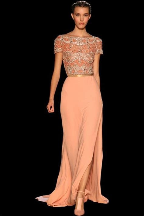 38 best Gold evening gowns images on Pinterest