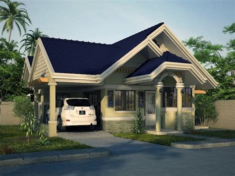 bedroom house simple plan simple house bungalow design