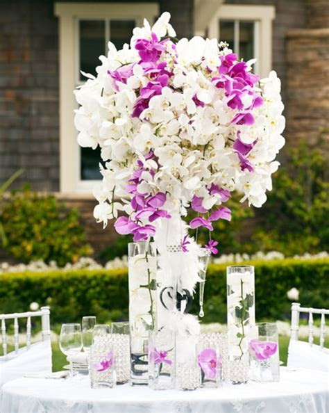 Wedding Reception Table Arrangements   Weddings Romantique
