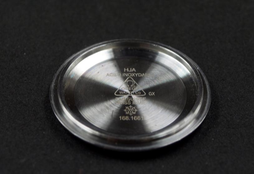 1948 Liquidmetal Caseback Inside