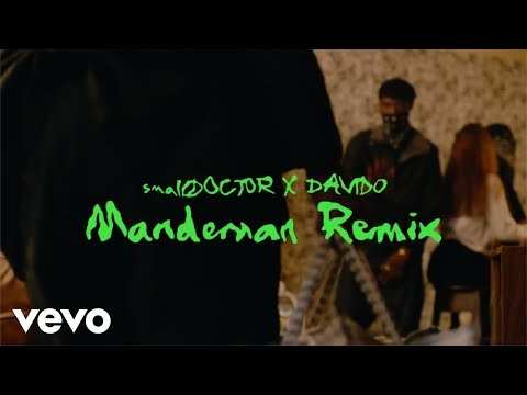 Video: Small Doctor Ft. Davido – Mandeman Remix