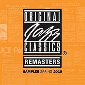 Original Jazz Classics Remasters Sampler cover