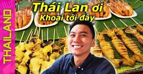 [Teaser] Thái Lan vlog | Ăn hết ga, chơi hết sức