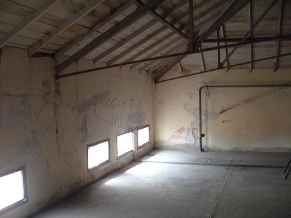 Interior de la ESMA