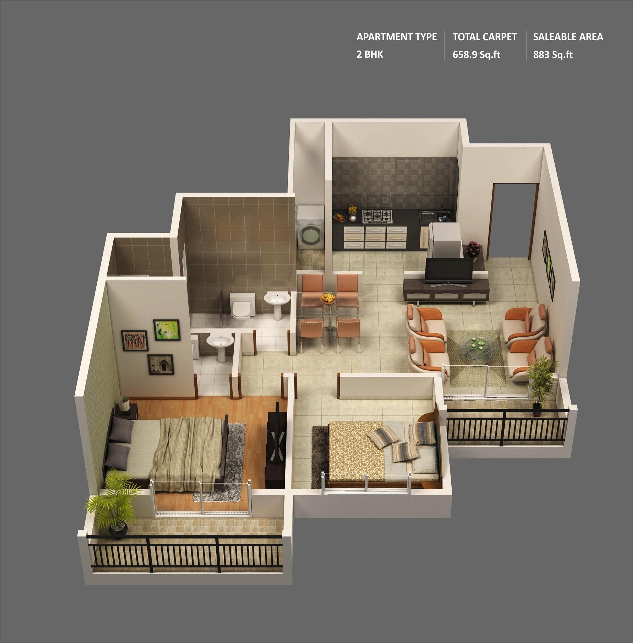 7 Bedroom Apartments  Design Builders
