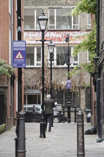 Nr. Spitalfields Market
