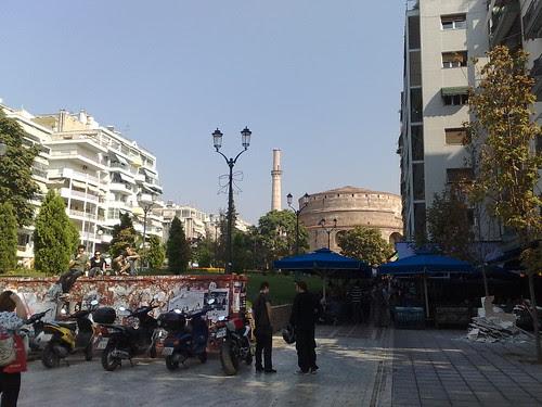 Buongiorno da Salonicco! by durishti