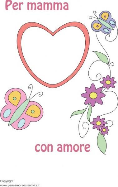 Lavoretti Festa Della Mamma Archivi Pagina 2 Di 2 Pane Amore E