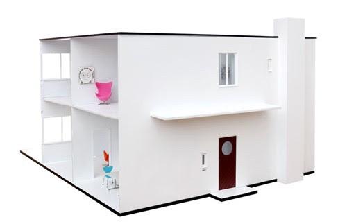 Arne Jacobsen 1:16 House by Minimii