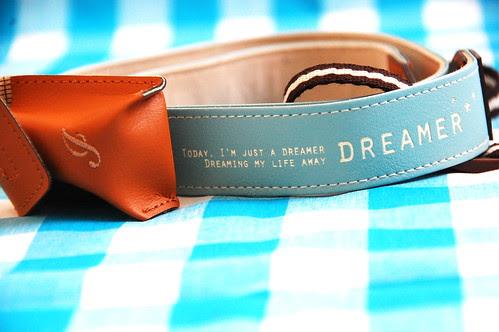 dreamer strap giveaway
