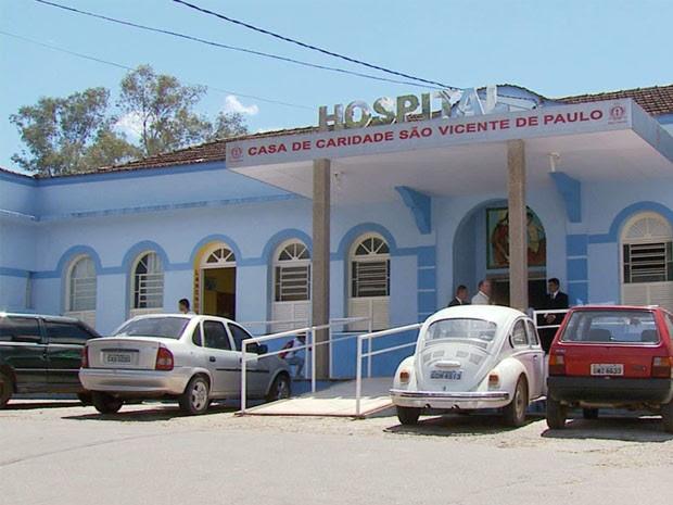 Prefeitura entra na Justiça para assumir hospital cuidado por entidade em Caxambu (Foto: Reprodução EPTV)