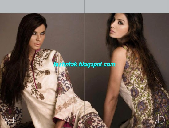Sana-Safinaz-Lawn-Spring-Summer-Collection-2013-New-Fashinable-Clothes-Dress-Designs-13