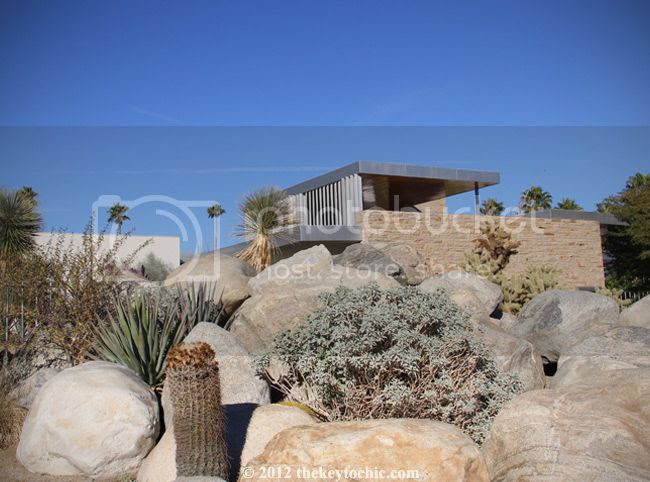 Kaufmann house Palm Springs, mid century modern architecture