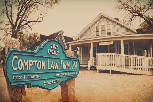 Greenwood, SC  Compton Law Firm