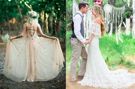 Non Traditional Wedding Dresses   Guides for Brides