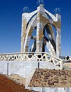 Il monumento di Timbuctu