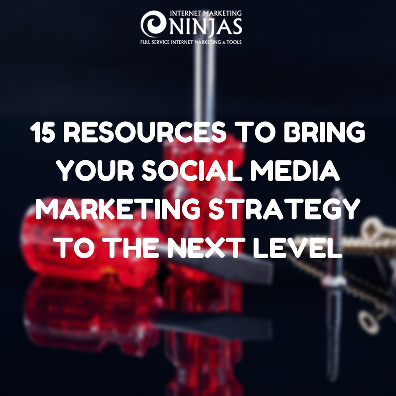 Topher's Blog: 15 Resources to Bring Your Social Media ...