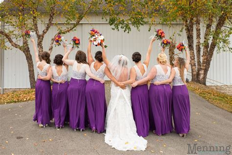 Fall Wedding at The Links at Firestone Farms