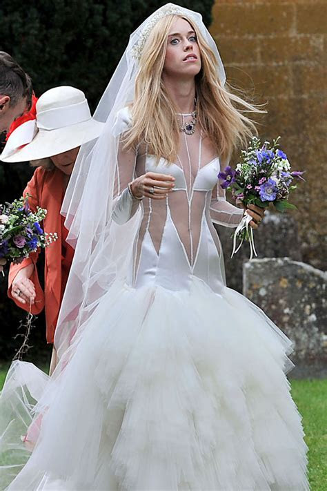 Are these the riskiest wedding dresses ever?   OK! Magazine