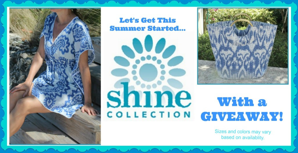 Enter the Shine Collection Giveaway. Ends 6/10