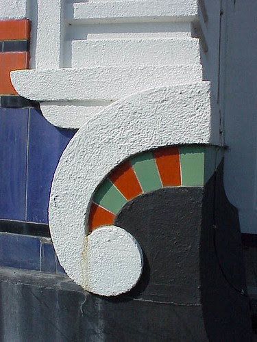 Curl, Hoover Building, London