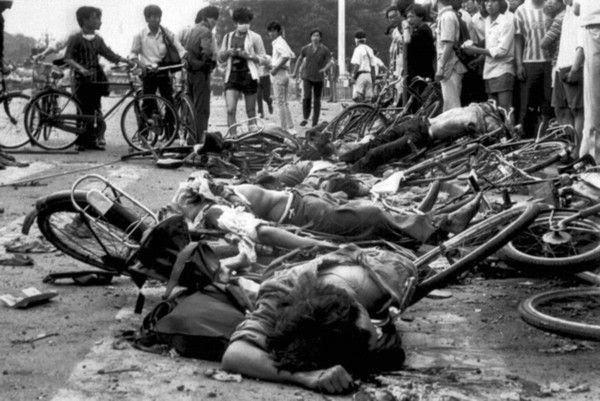 Pékin sous haute sécurité pour les 25 ans de Tiananmen