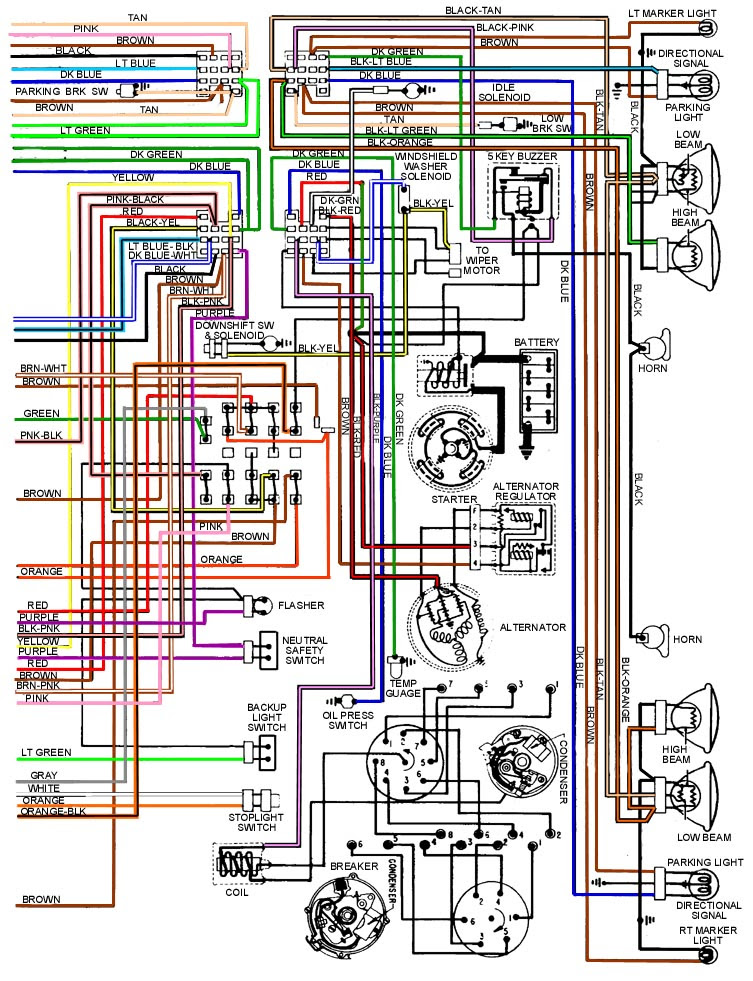 1972 Pontiac Gto Wiring Diagram Wiring Diagram Local A Local A Maceratadoc It