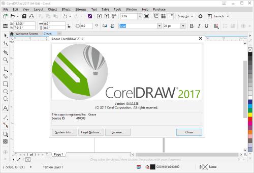 descargar corel draw x7 con keygen gratis