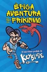 Épica aventura de rap del frikismo. El micrófono perdido de Keyblade Keyblade