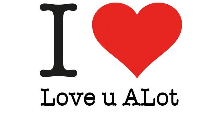 I Love Love U Alot I Love You Generator I Love Ny