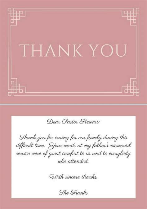 33  Best Funeral Thank You Cards   Good to know.   Funeral