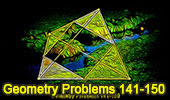 Geometry Problems 141 - 150