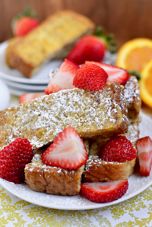 Autumn Amour ♥: French Toast Sticks  Recipe