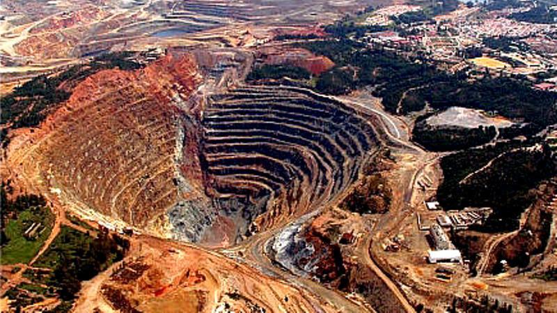 Resultado de imagem para mineracao