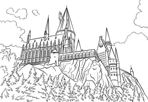 17 Luxury Harry Potter Ausmalbilder Quidditch