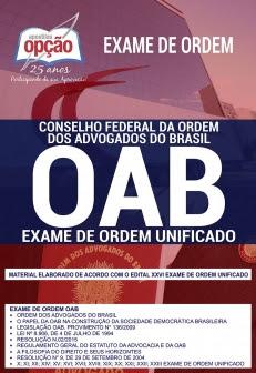 Ordem dos Advogados do Brasil (OAB)-EXAME DE ORDEM (OAB)