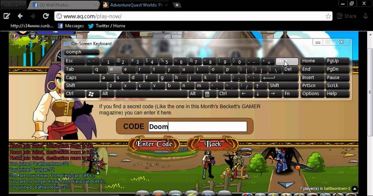 AQW Valencia Special Codes - YouTube