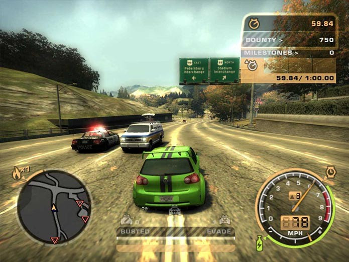 Need for Speed: Most Wanted (Foto: Reprodução)