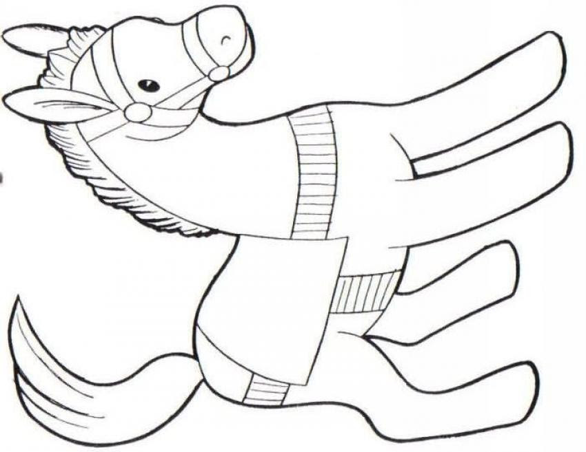 Dibujos De Ponis Bebes Az Dibujos Para Colorear