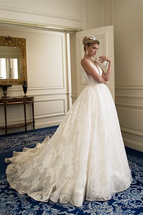718 best images about Ball Gown, A line, Princess Wedding