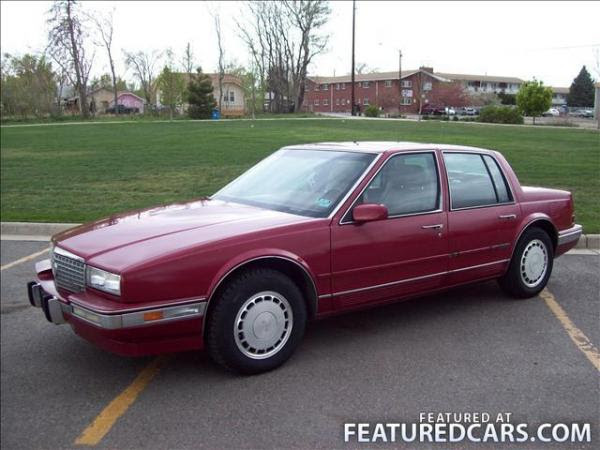 1989 Cadillac Seville - Information and photos - MOMENTcar