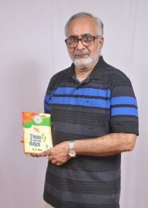 In Conversation With Author NS Ravi..
