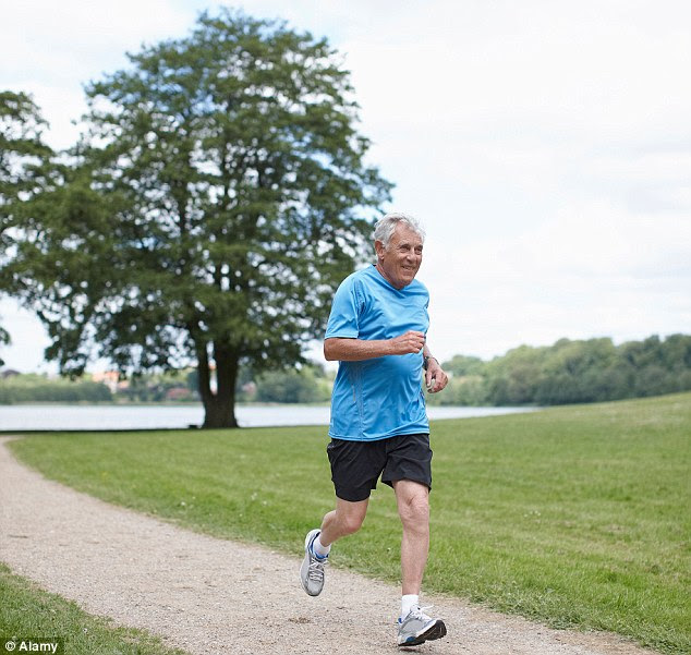 Benefits: Vigorous exercise two times a week for three months can significantly improve the health of those over 90 - helping flexibility, strength and stamina
