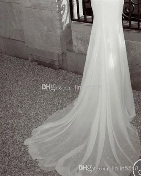 Sheer Neck Berta Winter 2014 Wedding Dresses With Long