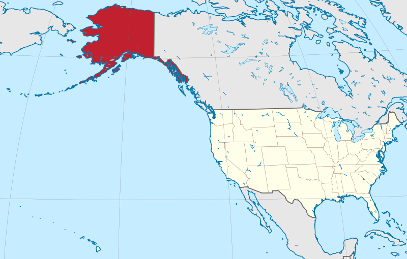 United States Map Including Alaska And Hawaii