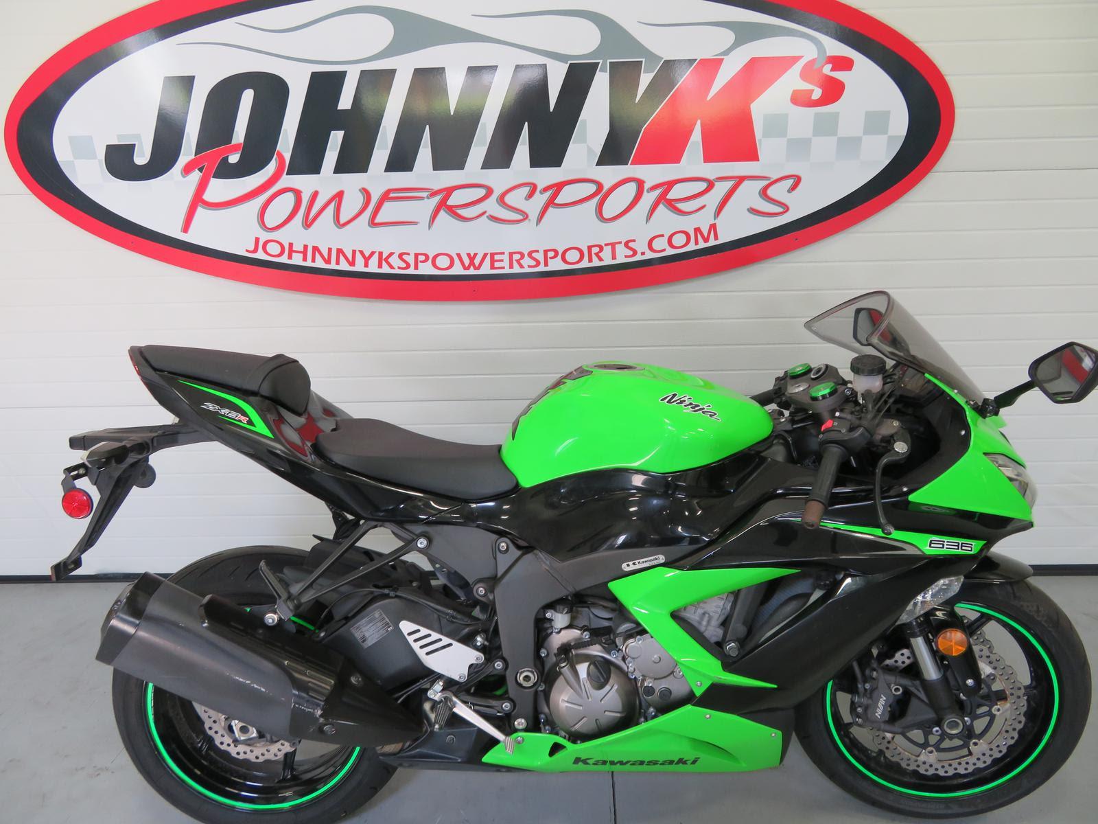 2015 Kawasaki Ninja Zx 6r