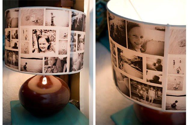 مصباح افكار هدية عيد الام