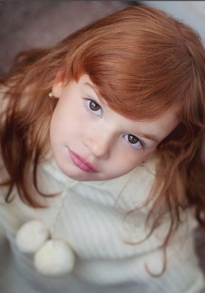 Rote Haare Braune Augen Selten   Augen DE