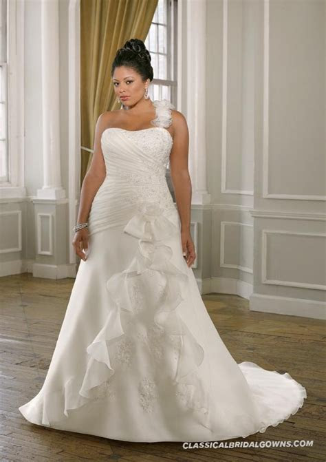 72 best images about Wedding Dresses Plus Size on